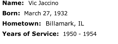 Name:  Vic Jaccino